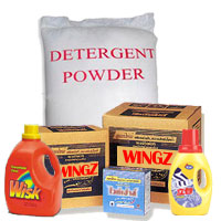 laundry washing powder